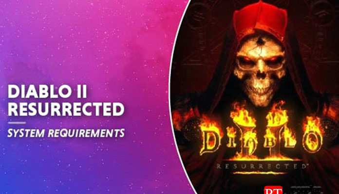 Системные требования Diablo 2 Resurrected
