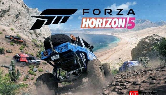 Системные требования Forza Horizon 5