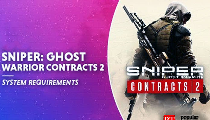 Системные требования Sniper Ghost Warrior Contracts 2