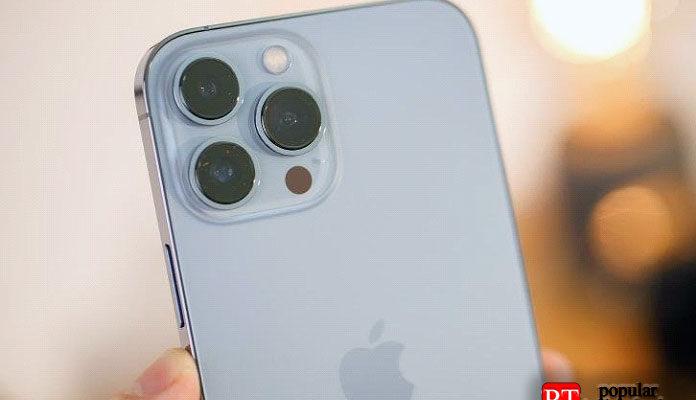 отключить режим Auto Macro на iPhone 13