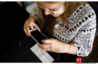 сканировать документы с помощью телефона